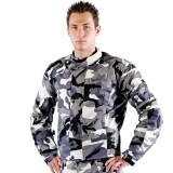 Textil Motorradjacke camouflage